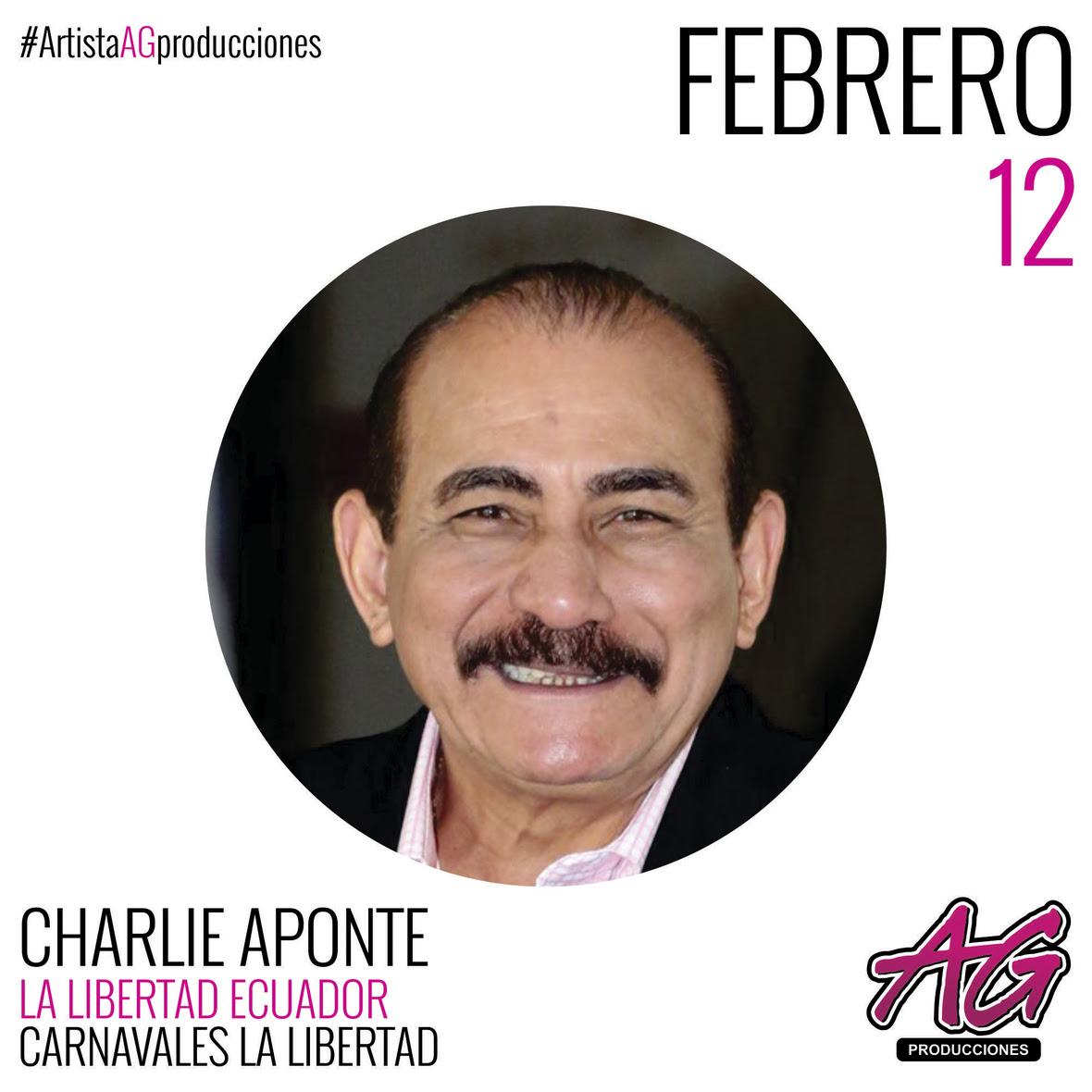 12 AG PRODUCCIONES - CHARLIE APONTE FEBRERO 12