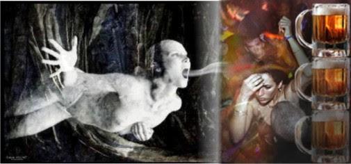 Resultado de imagem para espíritos vampirizadores
