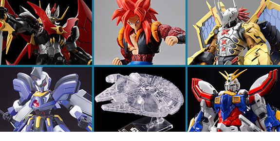 BANDAI SPIRITS MODEL KITS