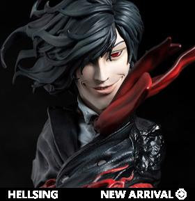 Hellsing Elite Alucard Limited Edition Bust