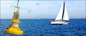 Chesapeake Bay buoy