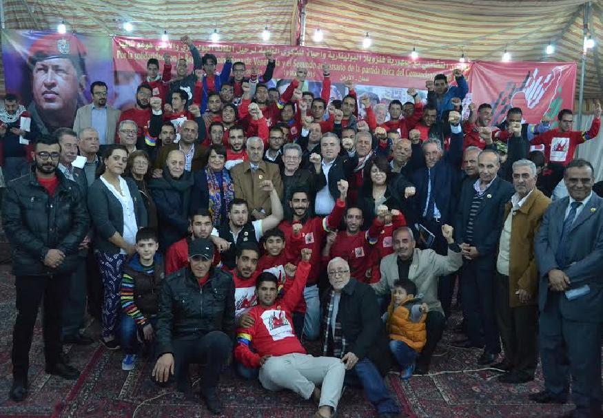 Jordania apoya a Venezuela