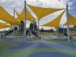 "Earvin ""Magic"" Johnson Park Playground"