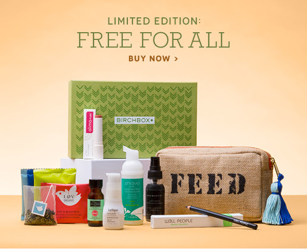Limited Edition: Free for All. Buy Now >