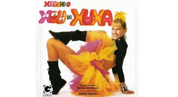 xegundo xou da xuxa entre os discos mais vendidos da historia do brasil
