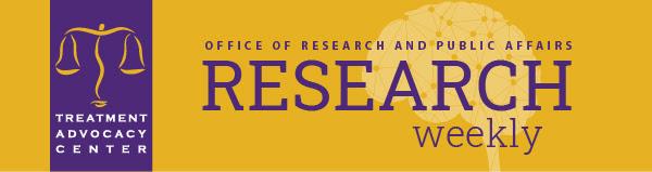 RESEARCH WEEKLY: Short Intervention Can Change Public Attitudes Toward Schizophrenia