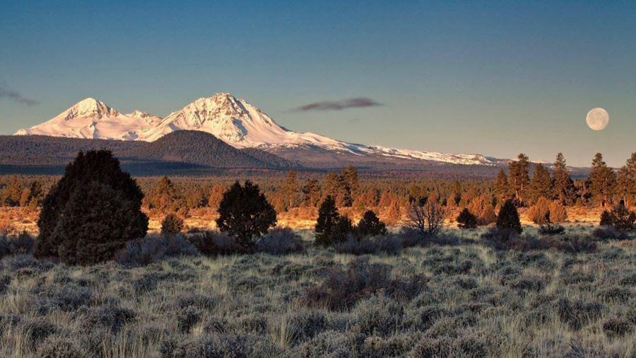 Three Sisters, Oregon, ΗΠΑ