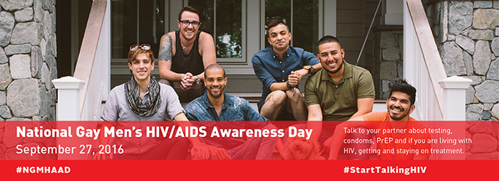 National Gay Men's HIV/AIDS Awareness Day (NGMHAAD)