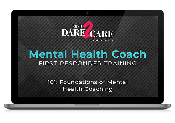 Mental Health Coach First Responder Training