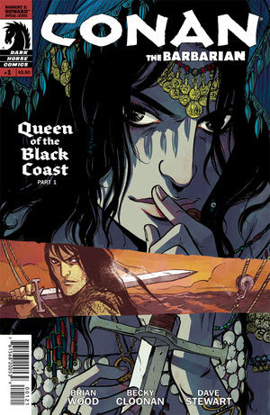 Conan the Barbarian by Becky Cloonan