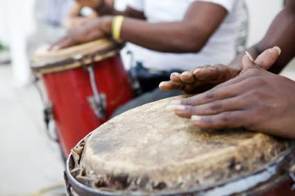 Conga Drummers
