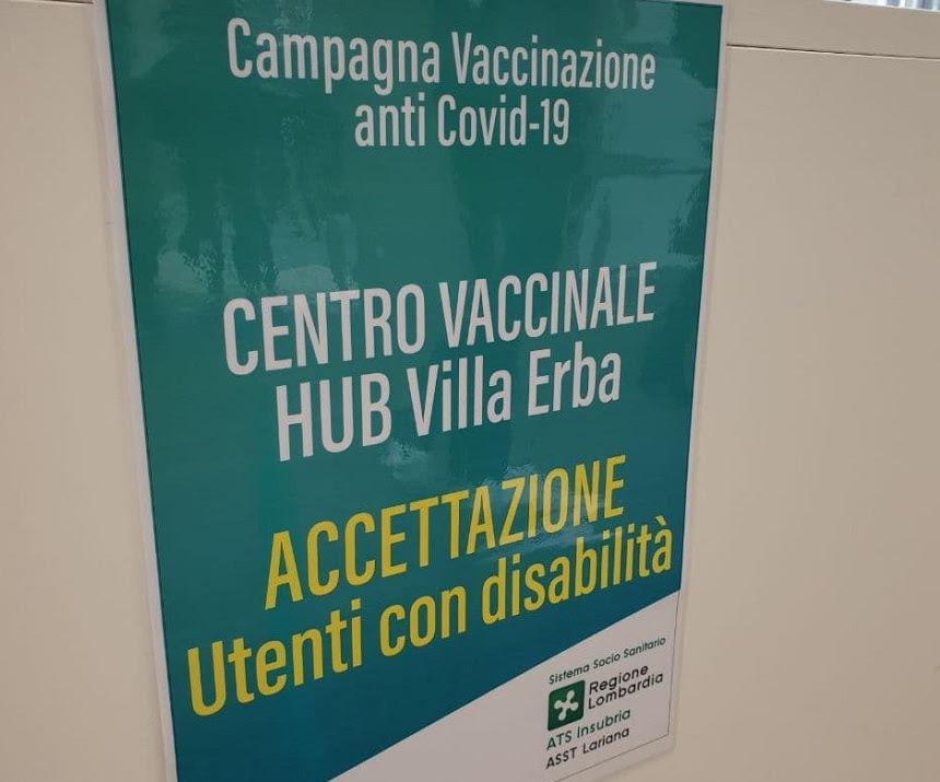 vaccinazioni cernobbio cittadini fragili