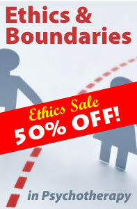 Ethics- -Boundaries