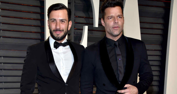 Cantante Ricky Martin anuncia que se casará con su novio en Puerto Rico