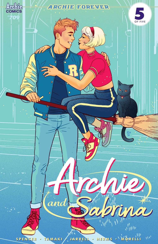 Archie #709: CVR B Ganucheau
