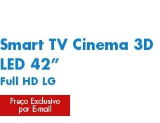 Smart TV Cinema 3D LED 42? F