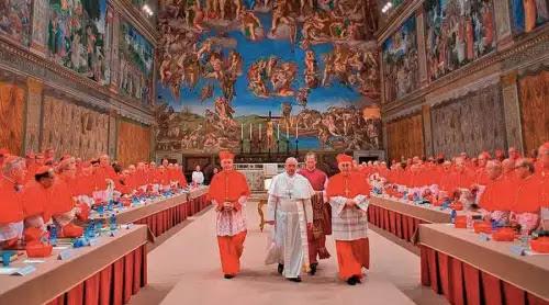Hoy se cumplen 5 años de la elección del Papa Francisco