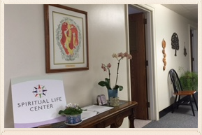 Spiritual Life Center Rooms