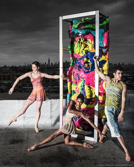 Norte Maar, Brooklyn Ballet, Julia K. Gleich, Tamara Gonzales, Libby Hartle