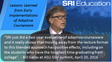 Bill Gates keynote address at the Arizona State University Global Silicon Valley Summit