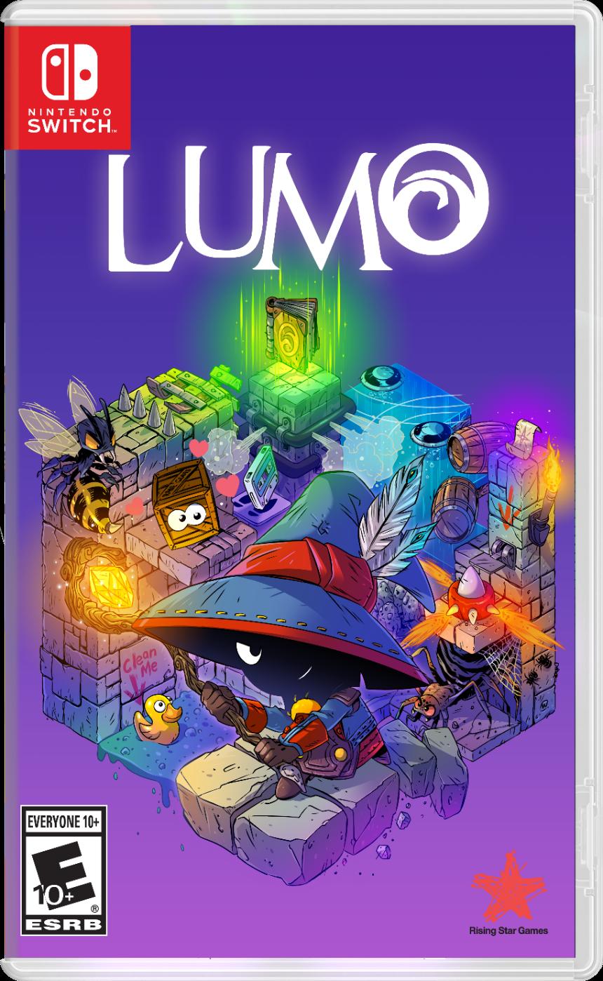 Lumo - packshot