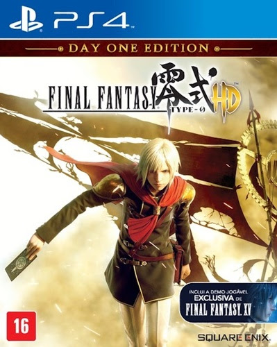 Final Fantasy Type-0 HD <br />Day One Edition