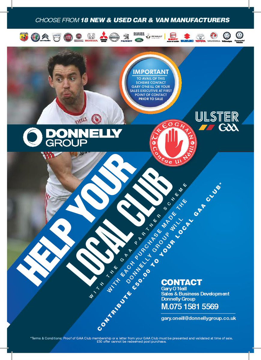 Image result for donnelly group GAA poster
