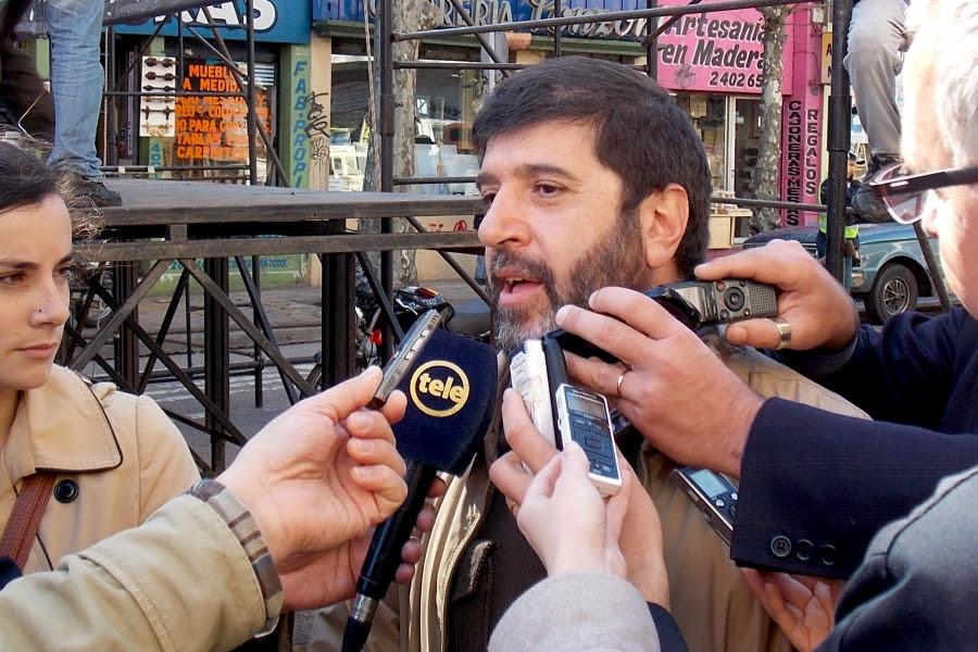 "Fernando Pereira: ""No somos monarcas, somos dirigentes sindicales"""