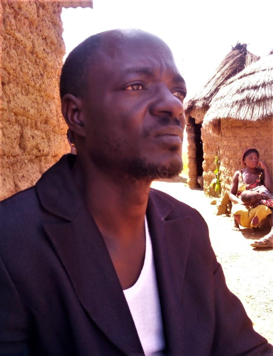 Joseph Ahmadu, elder at ECWA church in Ariri village, Nigeria. (Morning Star News)
