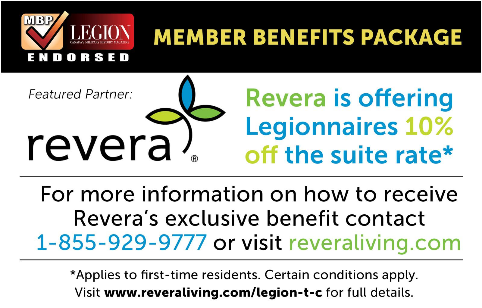 Revera Travel Insurance
