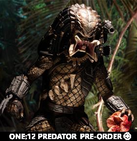 Predator One:12 Collective Predator Deluxe Edition Figure