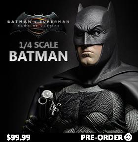 BATMAN V SUPERMAN 1/4 SCALE BATMAN