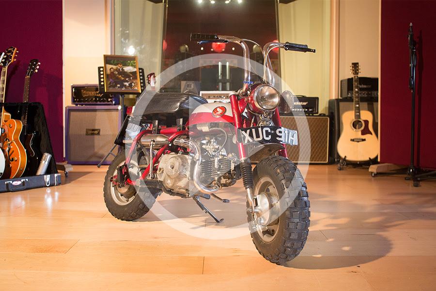 1969 'John Lennon' Honda Z50A [Monkey Bike]