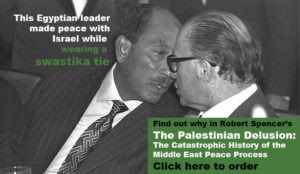"""The swastika tie and the Middle East """"peace process"""""""