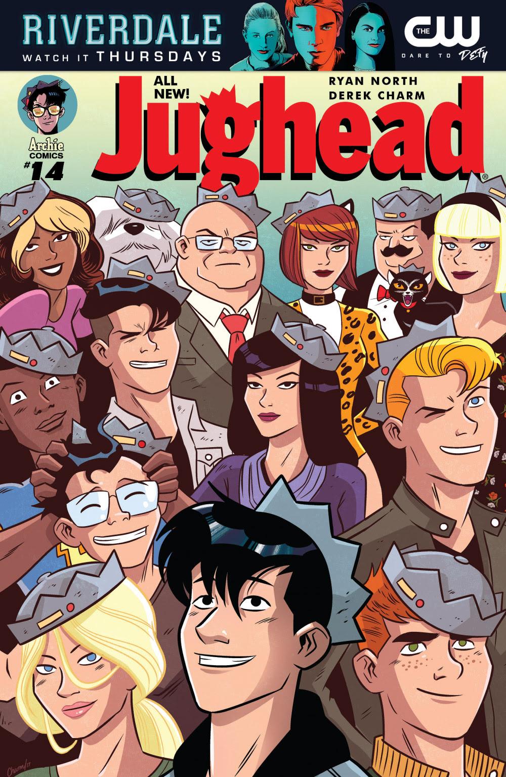 Jughead #14 Cover