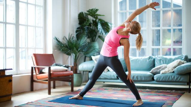 Yoga: um caminho para o equilíbrio