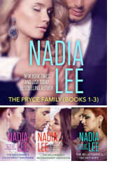 The Pryce Family: Books 1–3 by Nadia Lee