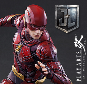 PLAY ARTS KAI FLASH FIGURE