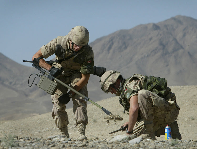 Landmine removal efforts lagging in Afghanistan as casualties mount