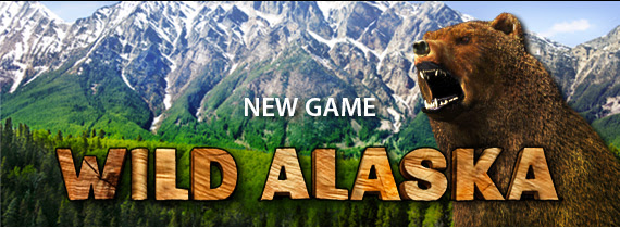 Play Wild Alaska with Free Cash & Match Bonuses