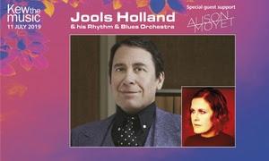 Kew The Music - Jools Holland and his Rhythm & Blues Orchestra