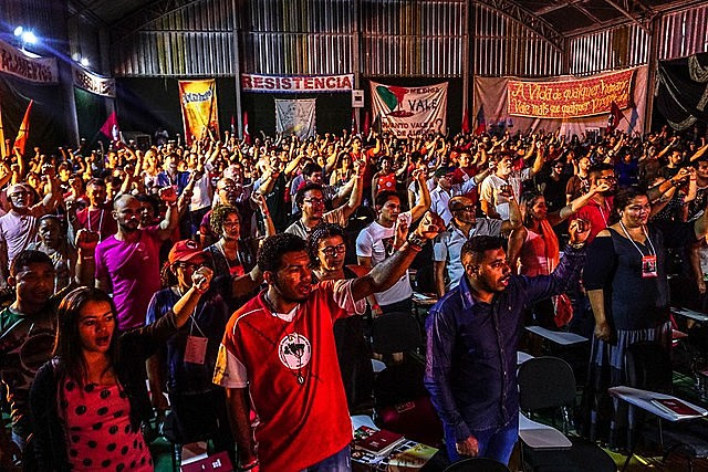 Dirección nacional del Movimiento divulgó el texto después del encuentro realizado em Sarzedo, Minas Gerais