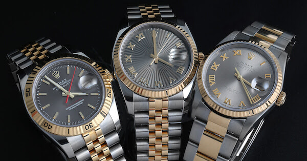 Datejust Two Tone