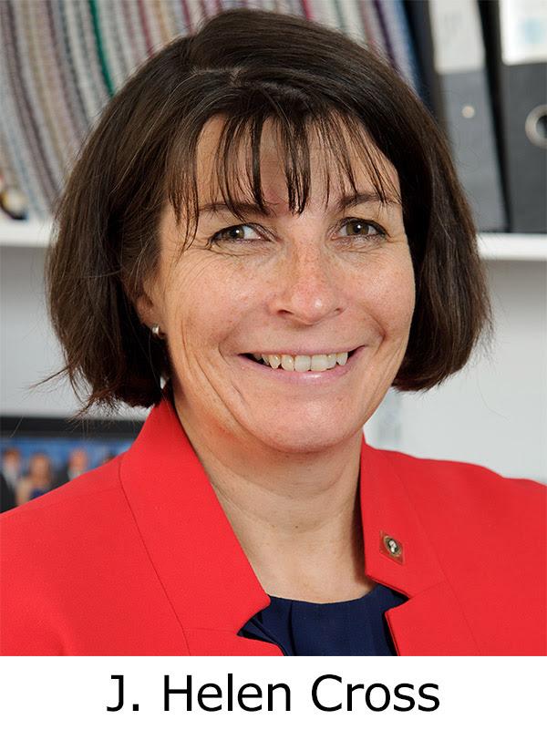 J. Helen                             Cross