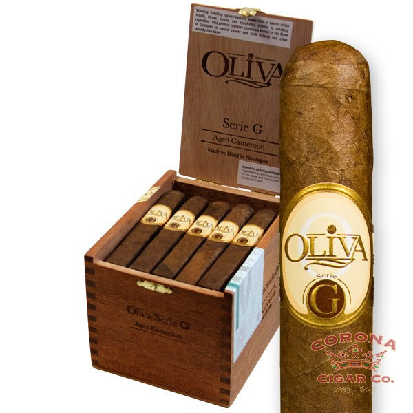 Image of Oliva Serie G Double Robusto Cameroon