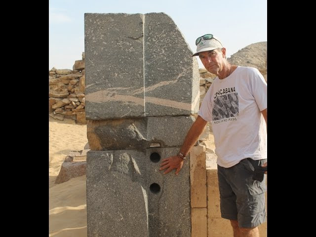 Lost Ancient High Technology In Egypt: Saw Marks And Drill Holes  Sddefault
