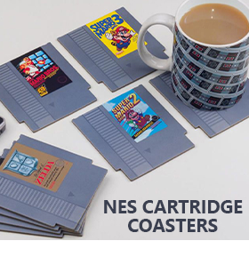 VIDEO GAME HOME, OFFICE & KITCHENWARE COLLECTIBLES