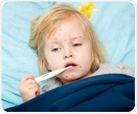Measles infection in early childhood could contribute to later COPD