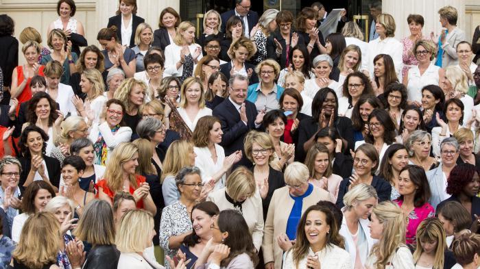 VIDEO. A l'Assemblée nationale, les femmes ont moins de 4% du temps de parole (pour l'instant)