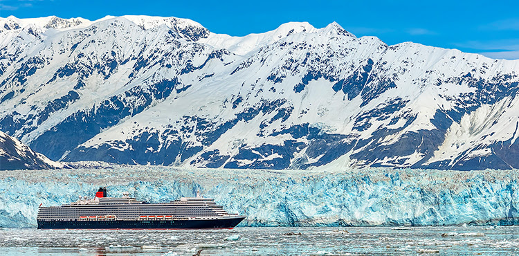 Queen Elizabeth in Alaska